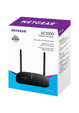 Wireless Ac1000 Mbps Dual Band Router (R6080) Mug FREE