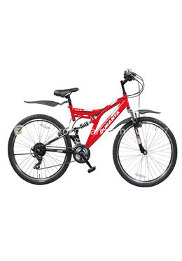 Duranta Recoil Multi Speed -26 (Bike-Red Color)