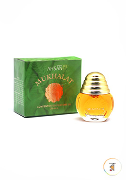 Ahsan Mukhalat Concentrated Perfume Oil - 20 ml