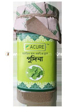 Acure Spearmint (পুদিনা পাতা) Powder - 80 gm