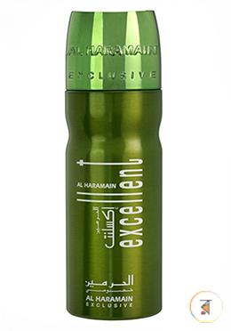 Al Haramain Excellent Men (Deodorant Body Spray) - 200ml for Men