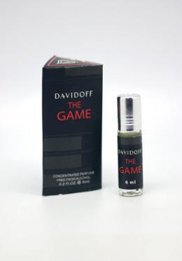 Farhan Davidoff The Game Concentrated Perfume -6ml (Men)