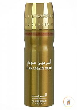 Al Haramain Oudi (Deodorant Body Spray) - 200ml for Women