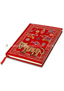 Boishakhi Tiger Nakshi Notebook - NB-N-C-86-1016