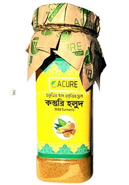 Acure Wild Turmeric (কস্তুরি হলুদ গুড়া)- 80 gm