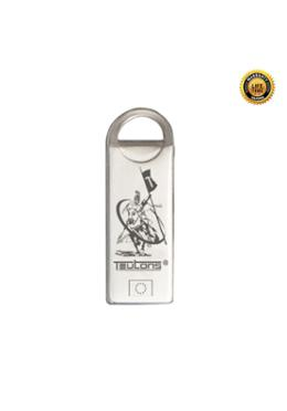 Teutons Metallic Knight Finder - 32GB (Silver)