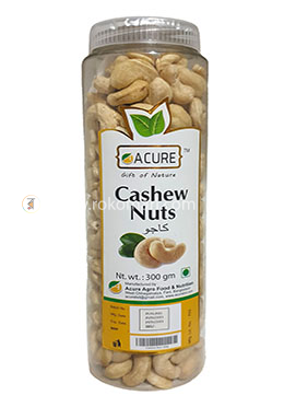 Acure Cashew Nut (কাজু বাদাম) - 300gm