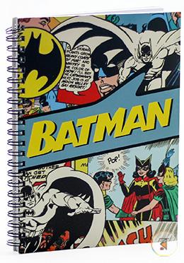 Batman Notebook (BAT003)