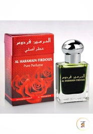 Al Haramain Firdous Pure Perfume