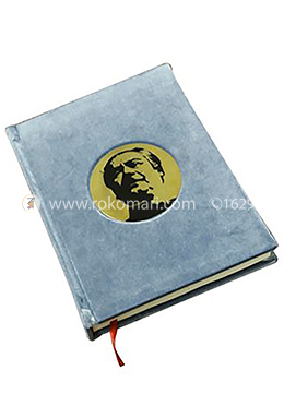Bondhubondhu Metal Notebook - NB-M-VC-C-86-001