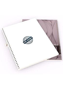 Khata Top Secret - Royal Paper(Cover Background:White)  (200 page)(RV-76)