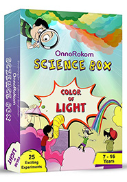 Onnorokom Science Box : Color Of Light