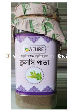 Acure Tulsi Powder (তুলসী পাতা) - 80 gm