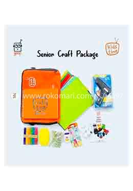 Goofi- Kids Time Crafting Package -Senior