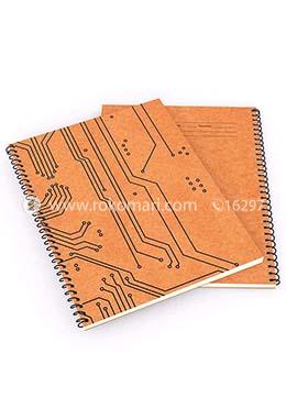 Khata Circuit Design Brown (300 page)(RV-25)