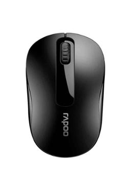 Wireless Mouse M10 ( Black)