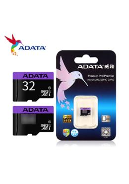 ADATA 32GB Memory Card Class 10 (microSD)