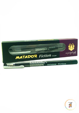Matador Fiction Gel Pen - 01 Pcs ( a Perfect gift)