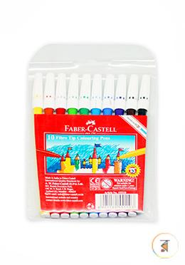 Faber Castell Fibre-Trip Colour markers Pen 45F-(01 Pack - 12) Pcs)