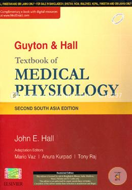 Textbook of Medical Physiology (Second South Asia Edition)
