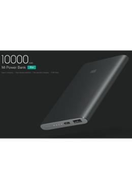 Mi 10000mAh Power Bank 3 Pro Quick charge Dual output USB-C 18W
