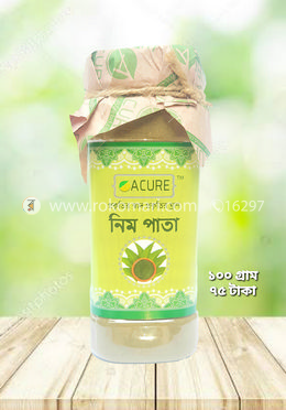 Acure Neem Pata Powder -100 gm
