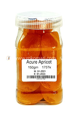Acure Dry Apricot - 150gm