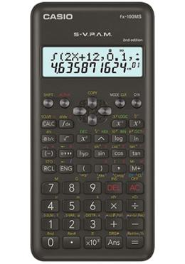Casio Scientific Calculator (fx-100MS-2) 2nd edition (3 Years Warranty)
