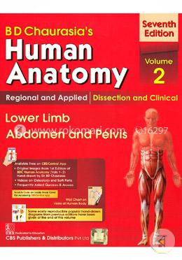 Human Anatomy Volume 2: Lower Limb, Abdomen and Pelvis