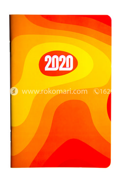 2020 Notebook - 80 leaves