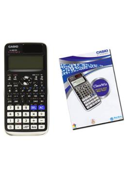 Casio Scientific Calculator (fx-991EX) With Book (3 Years Warranty)
