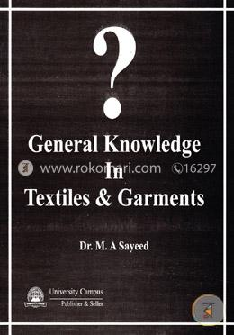 General Knowledge in Textile