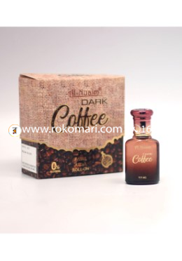 Al-Nuaim Dark Coffee Attar-9.9ml