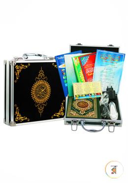 Digital Quran Shorif (Black Aluminum Small)