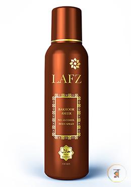 Lafz Body Spray - Bakhoor Aseer (Halal Certified -Alcohol Free)