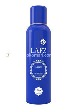 Lafz Body Spray - MERAJ (Halal Certified -Alcohol Free)