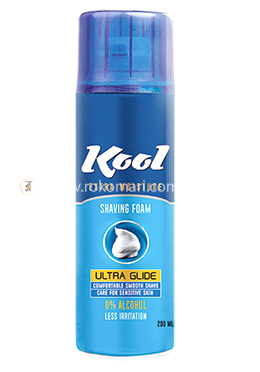 Kool Shaving Foam-100 ml