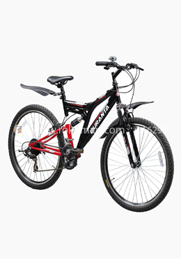 Duranta Recoil Multi Speed -20 Inch Cycle-Black Color