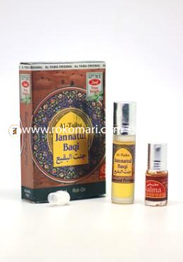 Al-Taiba Jannatul Baqi Attar-8ml With 3ml Gift Pack Free Inside