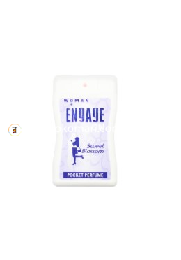 Engage ON Floral Fresh Pocket Perfume For Women -18 ml