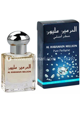 Al Haramain MILLION Pure Perfume - 15 ml