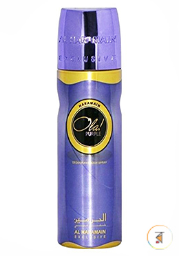Al Haramain Ola Purple (Deodorant Body Spray) - 200ml for Men