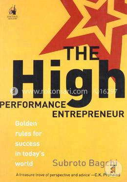 The High-performance Entrepreneur