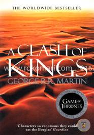 A Clash of Kings (Book 2 Of A Song Of Ice And Fire)(The Worldwide Bestseller)