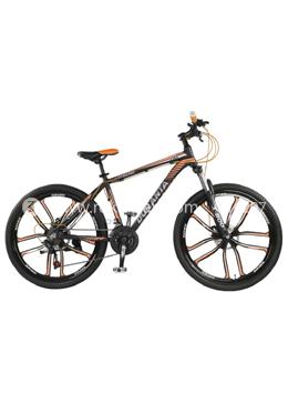Duranta Allan Dynamic X-800 Multi Speed 26 Inch (Bike-Orange color)