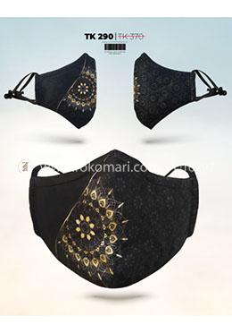 Fabrilife Premium 7 Layer Royale Womens Designer Edition Mask