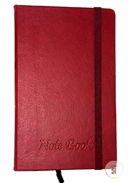 Hearts EB Note Book (Red)