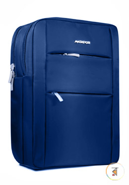 Matador Backpack With Aluminium Handle (MA07A)-Royal Blue