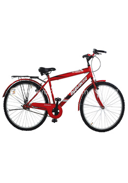 Duranta Knight Single Speed cycle - 26 Inch (Red color)