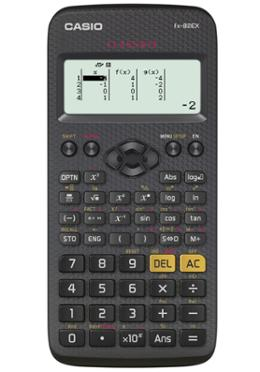 CASIO SCIENTIFIC CALCULATOR (fx-82 EX) (3 Years Warranty)